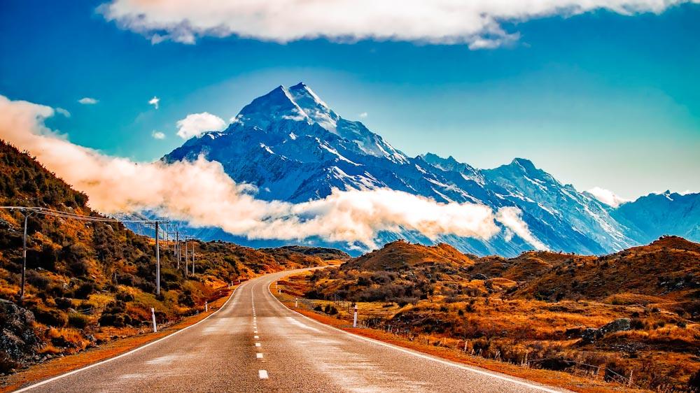Roadtrip Urlaub in Neuseeland