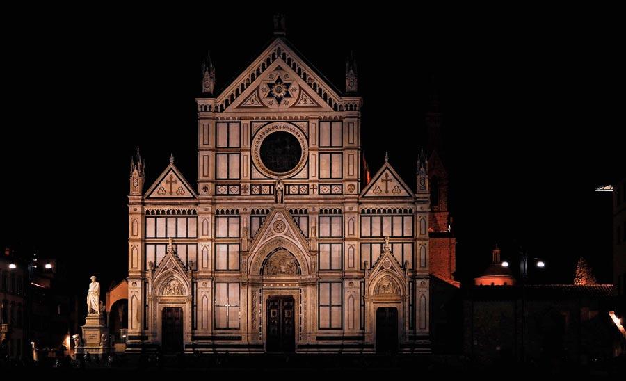 Florenz Sehenswürdigkeiten: Basilica di Santa Croce