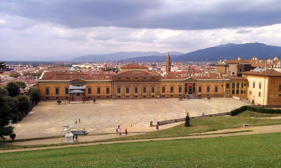 Florenz Sehenswürdigkeiten: Palazzo Pitti