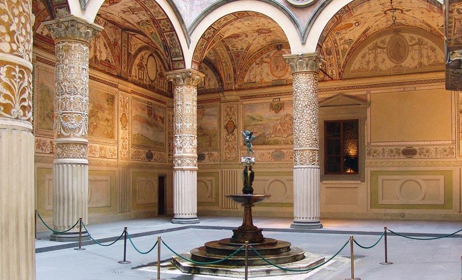 Palazzo Vecchio - Florenz Attraktion