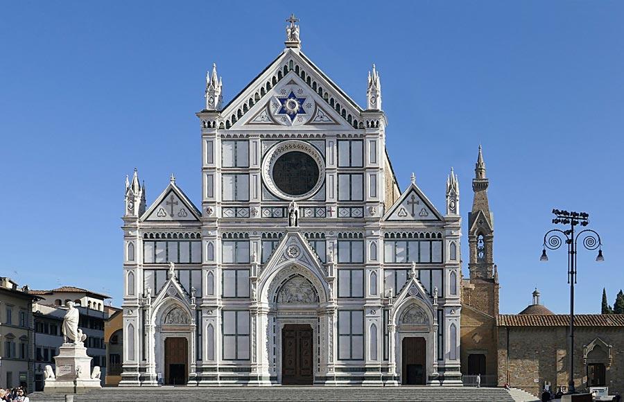 Basilica Santa Croce, Franziskanerkirche, Florenz
