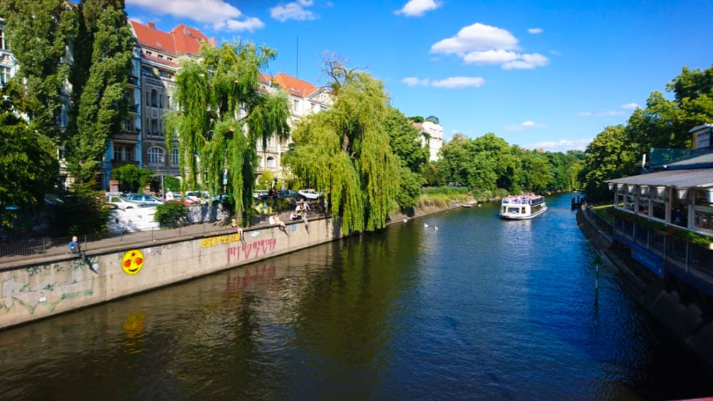 Paul-Lincke-Ufer in Berlin