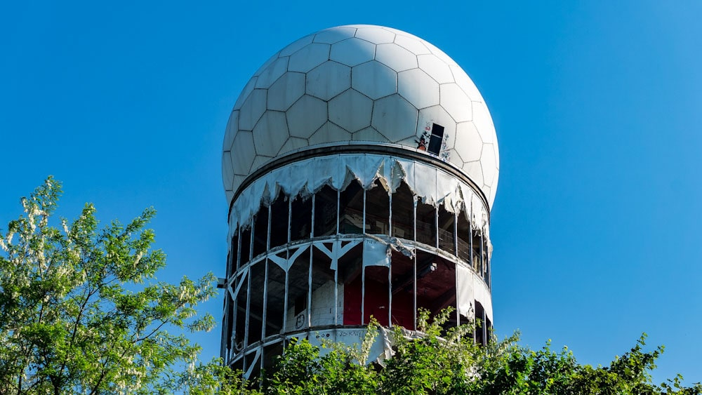 Teufelsberg in Berlin