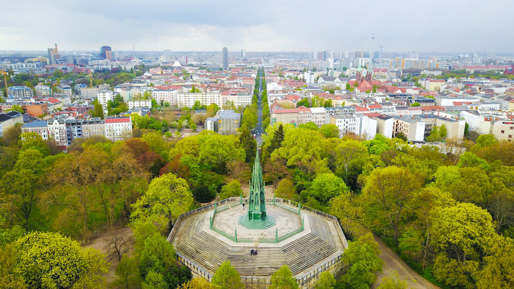 Viktoriapark in Berlin