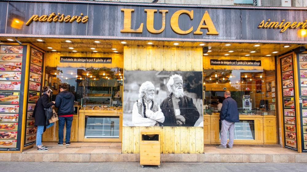 Bäcker in Bukarest, Rumänien