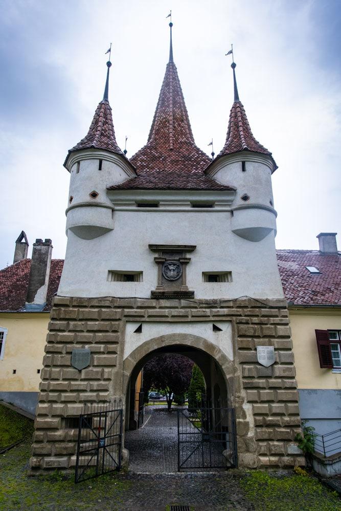 Stadttor in Brasov