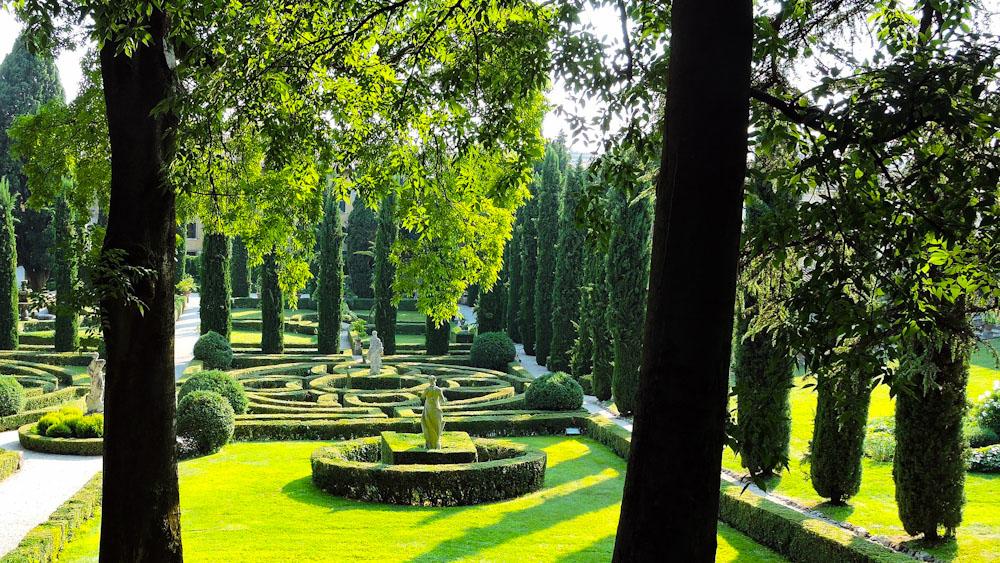 Park Giusti in Verona