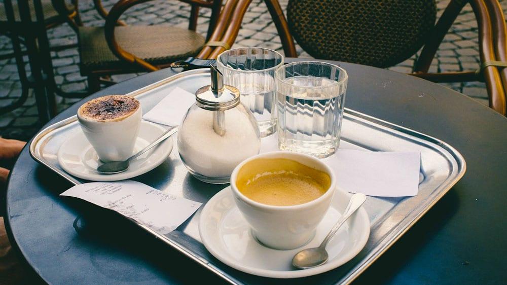 Café in Verona