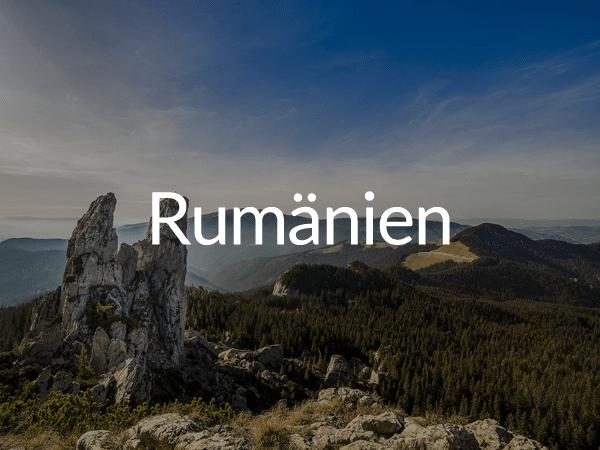 Reisetipps und Reiseführer Rumänien
