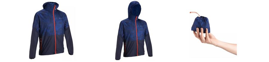 Windjacke: Decathlon FH500