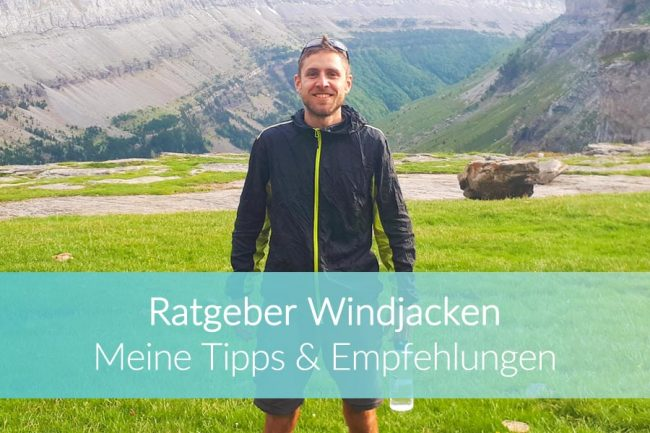 Windjacke, winddichte Outdoor Jacke