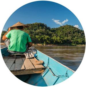 Laos reisefroh fairaway