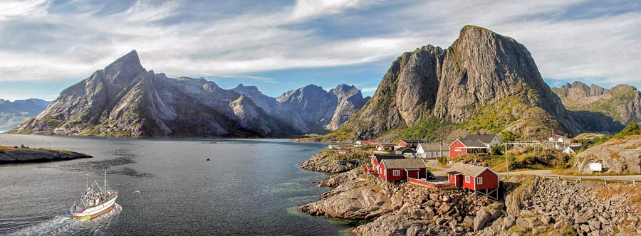 Norwegen Highlights, Lofoten Inseln