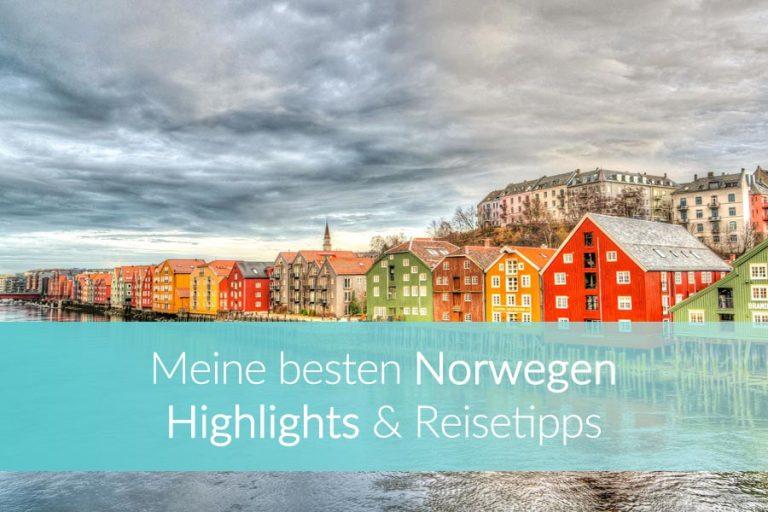 Norwegen Sehenswürdigkeiten: Die schönsten Orte des Landes
