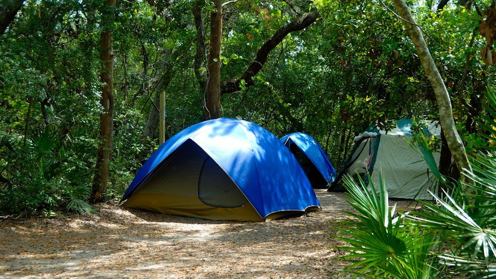 Nachhaltig Reisen mit dem Zelt
