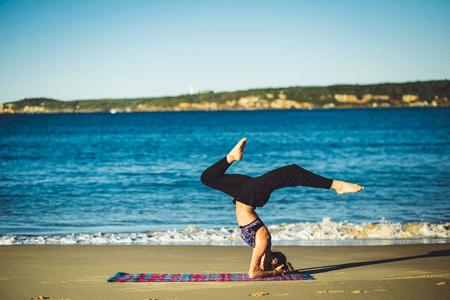Reise Yogamatte: Ratgeber, Testbericht