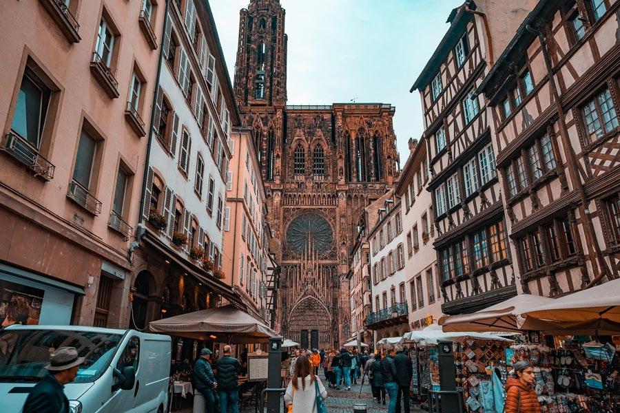 Straßburg Kathedrale, Highlight der Stadt