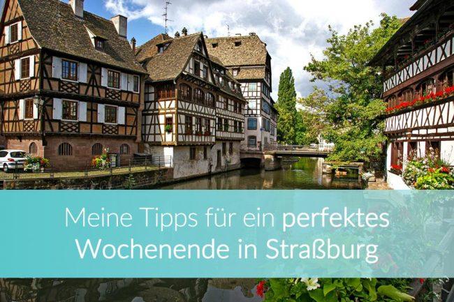Straßburg Sehenswürdigkeiten, Top 10 Highlights