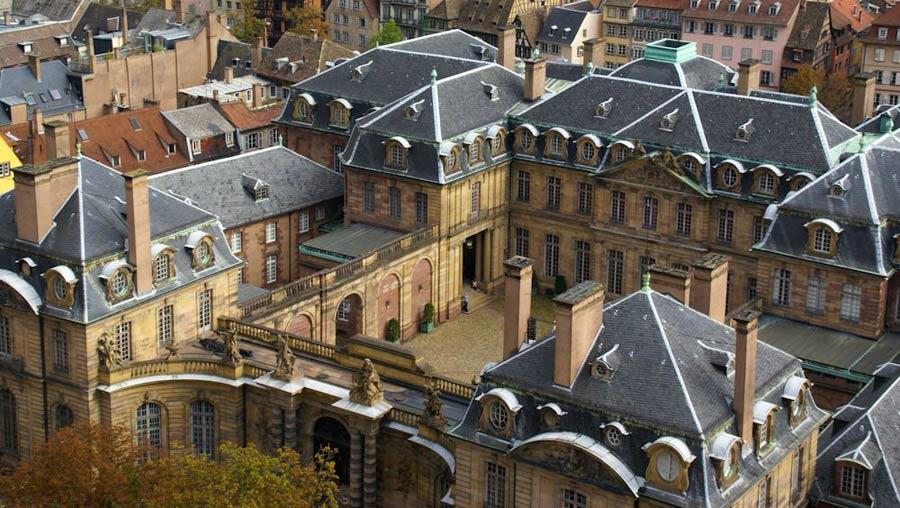 Straßburg Sehenswürdigkeiten: Palais Rohan