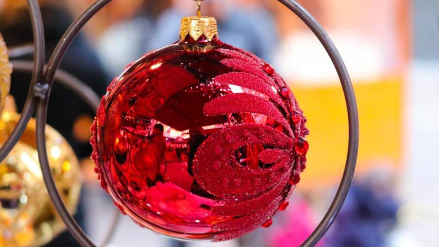 Straßburg Sehenswürdigkeiten: Weihnachtsmarkt, Place Kleber