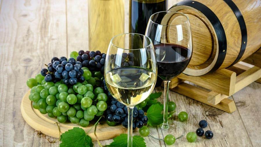 Straßburg, Elsass, Kulinarik und Wein