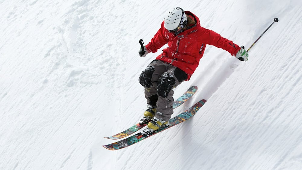 Reisezeit Georgien, Ski fahren