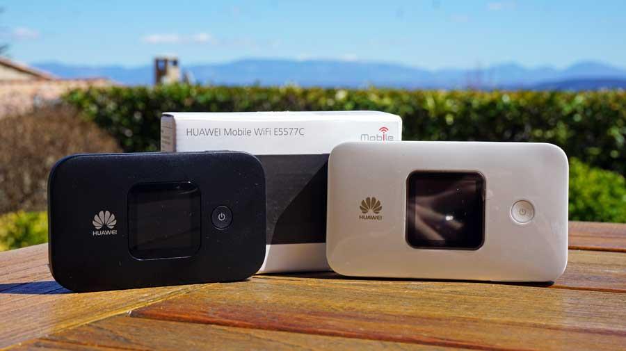 Huawei WLAN Hotspot