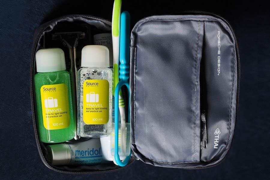 Reisewaschmittel, Reinigungsmittel für unterwegs
