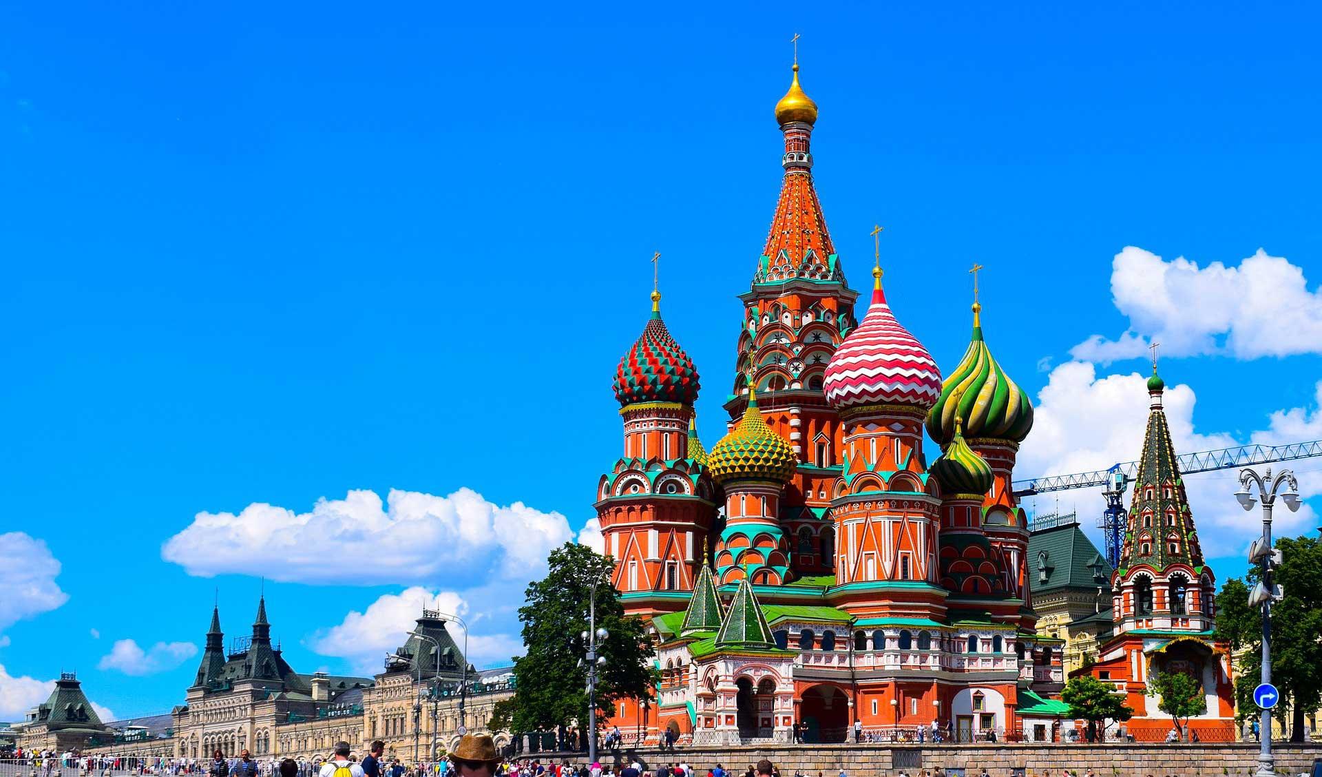 Moskau Reiseführer: Die 3 besten Reiseführer für Deinen Städtetrip | Meine Empfehlungen