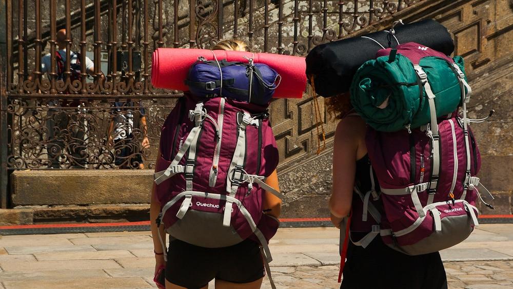 Backpacking Rucksack für Frauen