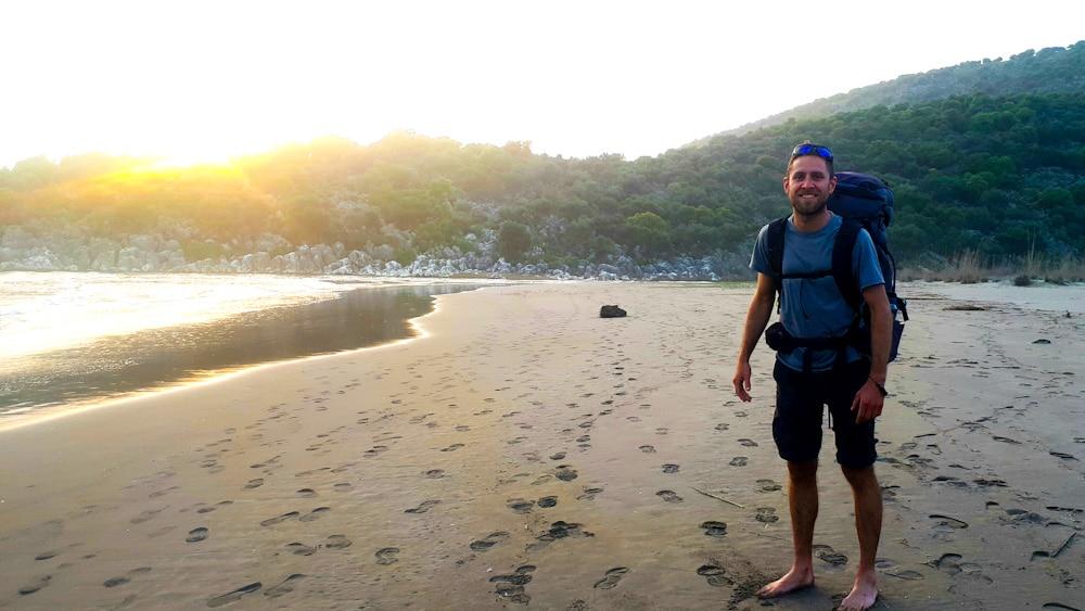 Backpacking Rucksack für Reisen nach Asien