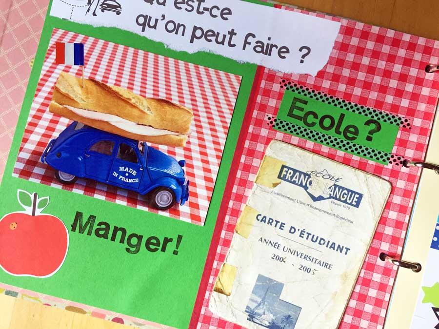 Reisetagebuch: Frankreich Urlaub