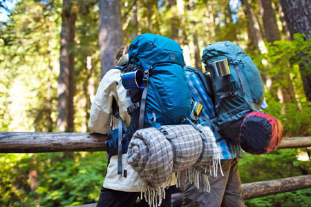 Backpacking Rucksack Ratgeber
