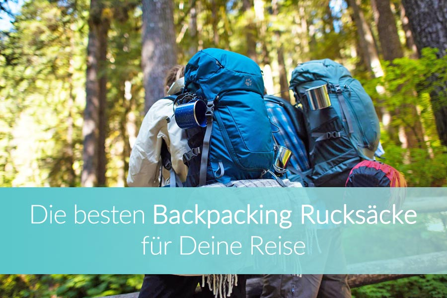 Backpacking Rucksack, Reise, Vergleich