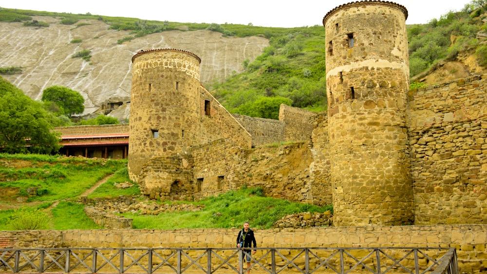 Zu Besuch im Dawit Garedscha Kloster