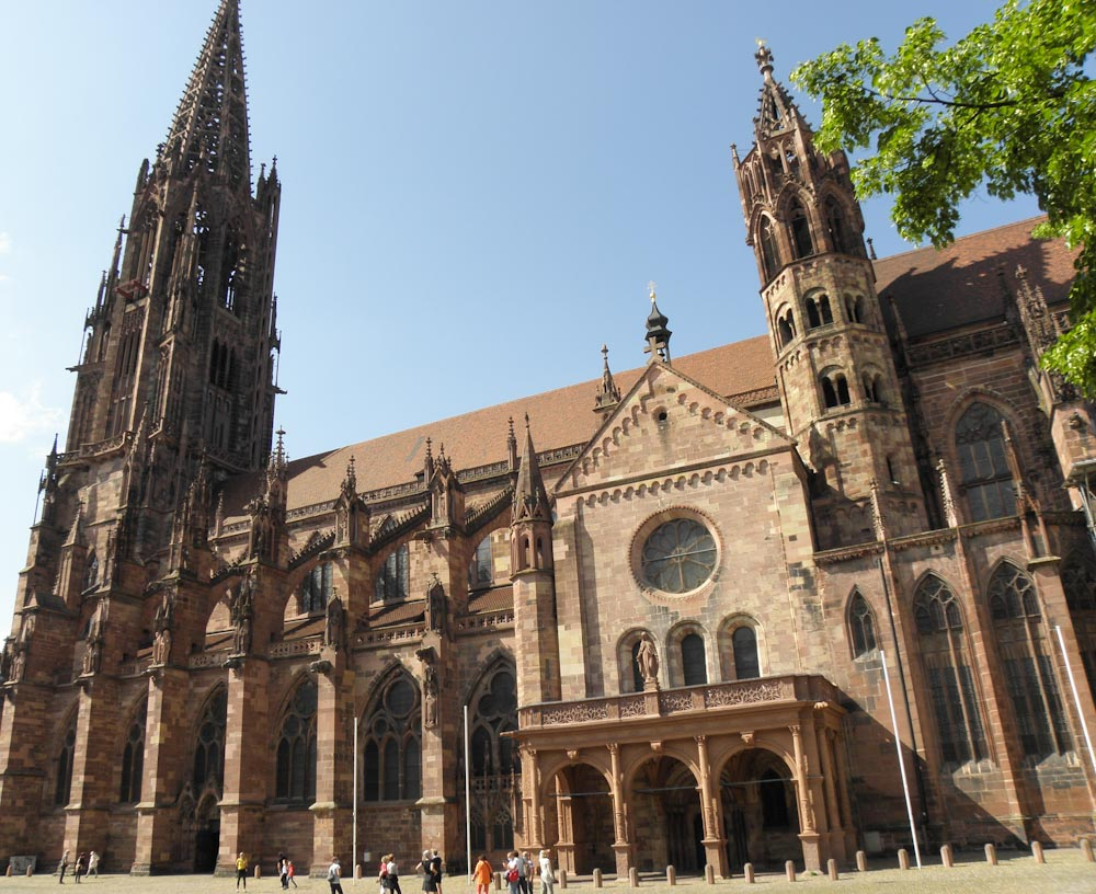 Top Sehenswürdigkiet, das Freiburger Münster