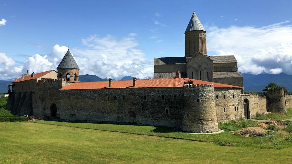 Alawerdi Kloster in Kachetien