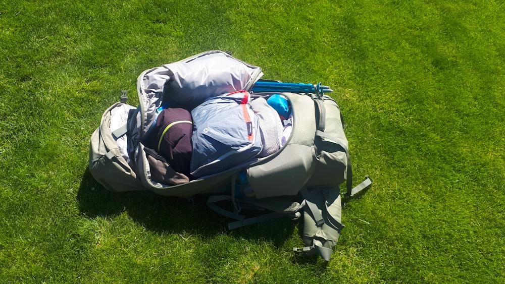 Astrum Evo von Vaude: 60 Liter Packvolumen