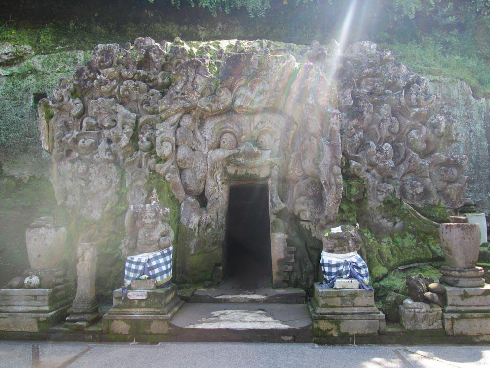Elefantenhöhle Goa Gajah bei Ubud