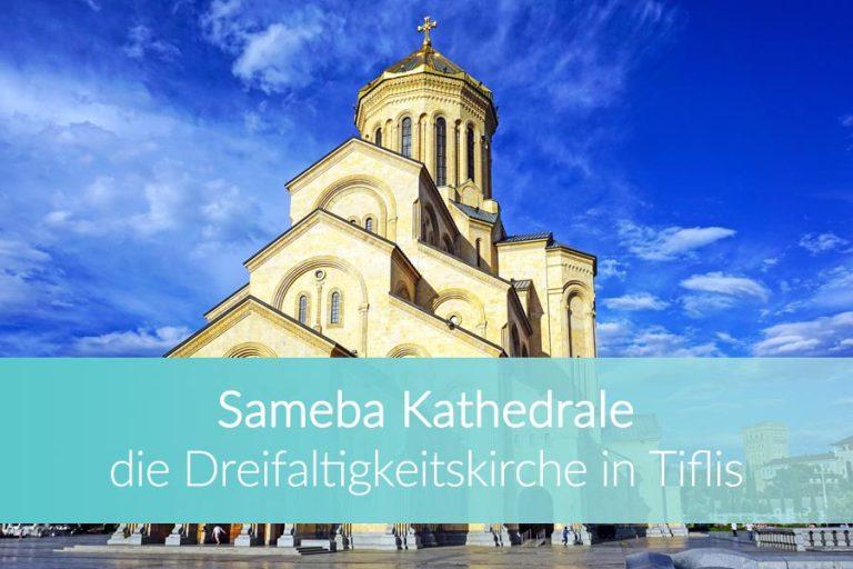 Sameba Kathedrale: Öffnungszeiten, Eintrittspreise & Tipps für den Besuch
