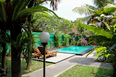Secret Garden Guest House Ubud