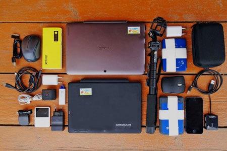 Packliste-Technik-ratgeber