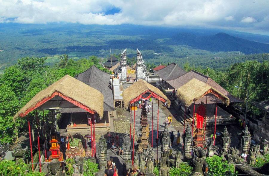Pura Penataran Lempuyang mit Himmelstor
