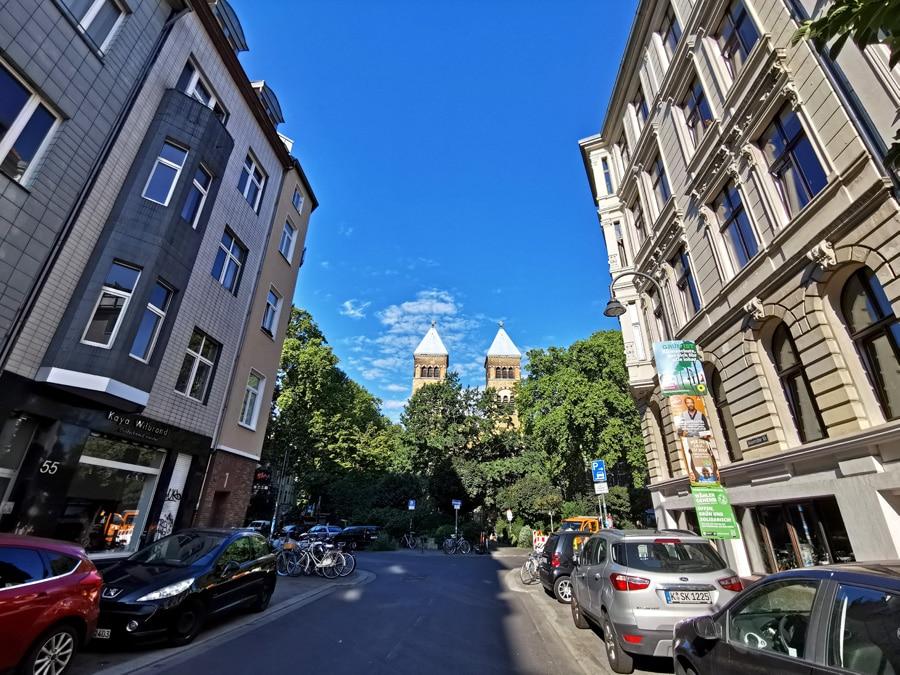 Belgisches Viertel und Brüsseler Platz Köln, Top Sehenswürdigkeit