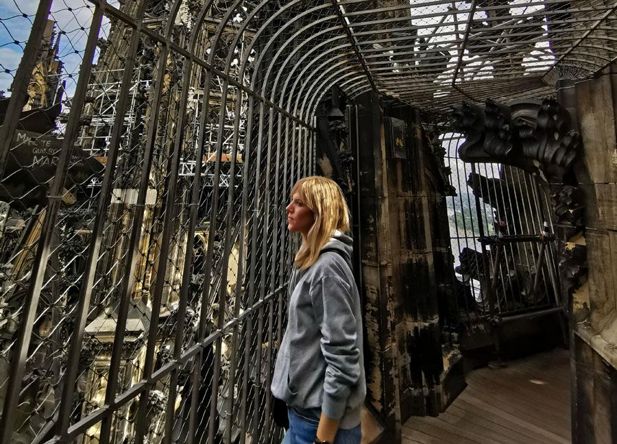 Köln Sehenswürdigkeiten, Turmbesteigung