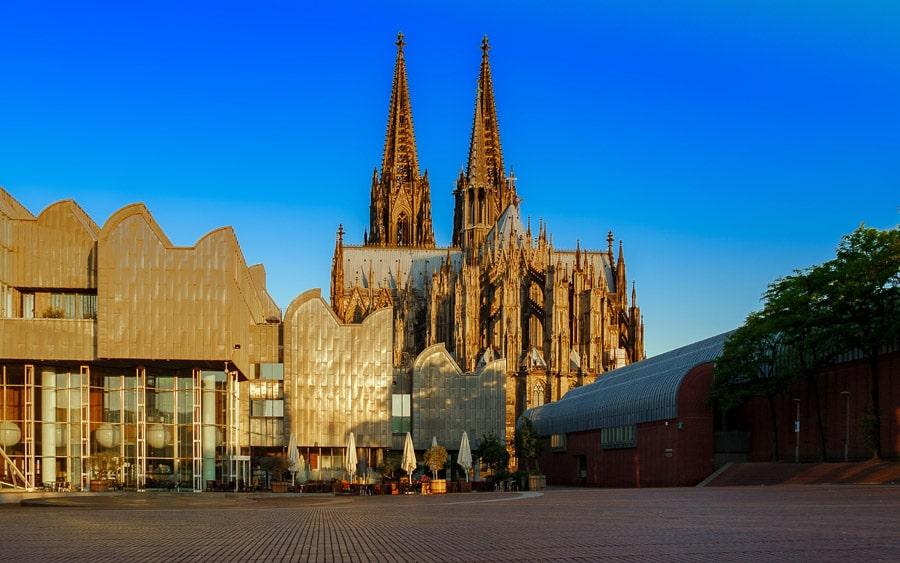 Museum Ludwig, TOP Sehenswürdigkeit in Köln