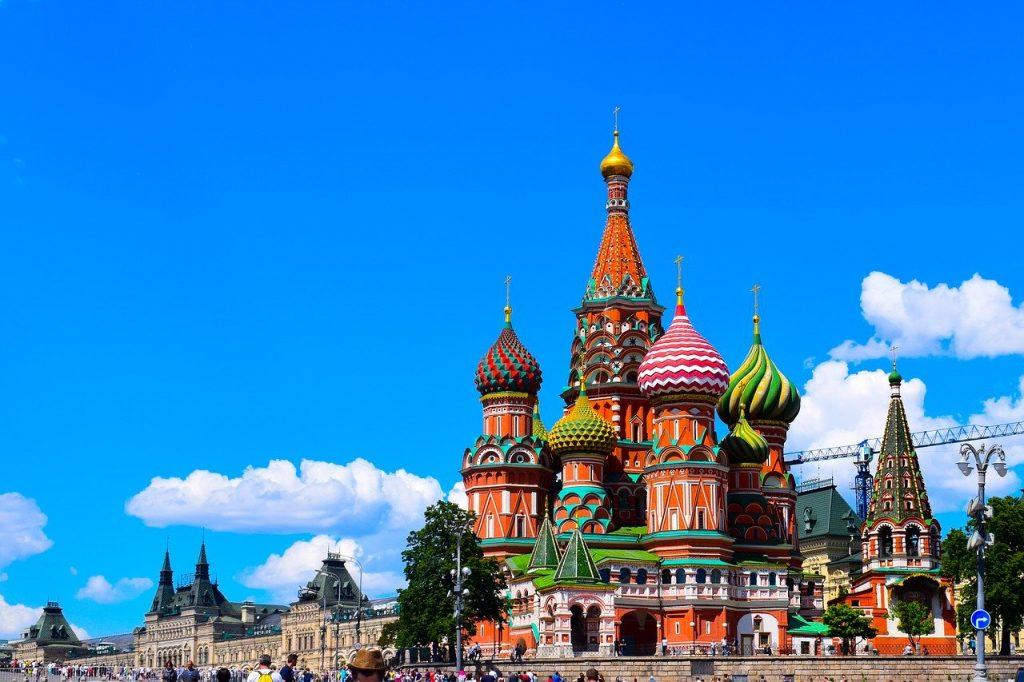 Moskau Reiseführer: Basilius-Kathedrale, Stadt, Russland, Kirche