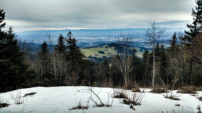 Schauinsland Schneelandschaft