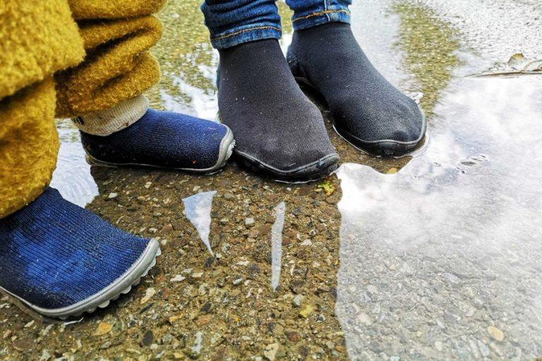 Wasserdichte Barfußschuhe: Die besten wetterfesten Modelle im Vergleich