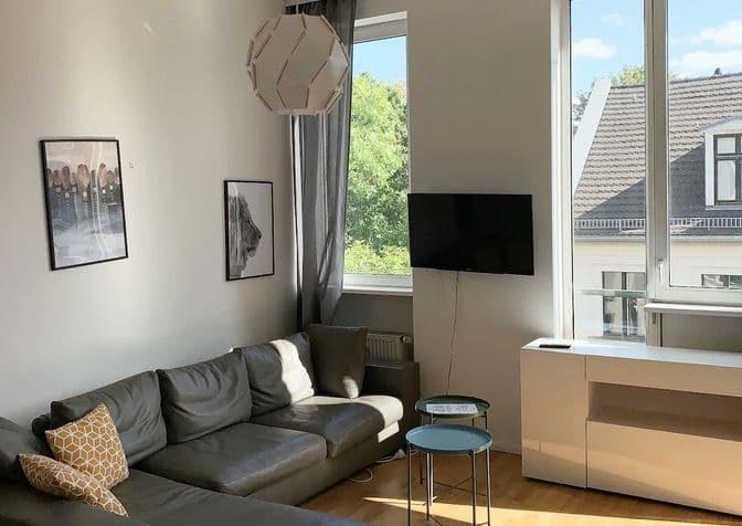 Airbnb an der Museumsinsel Berlin